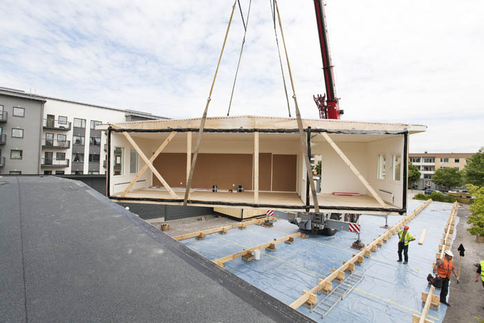 Cement storsta miljoboven i bostaden