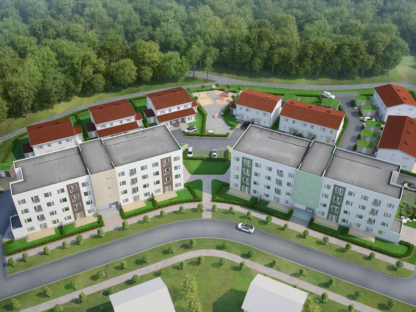 OBOS är störst i Norden på bostäder svenskbyggtidning