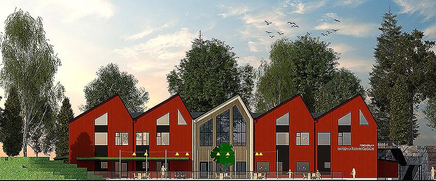 Daghem byggs om till bostader for studenter