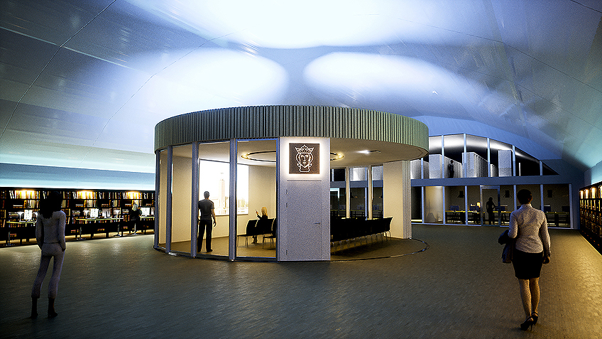 dc70c179b985 Nya Stadsarkivet Liljeholmen bevarar Stockholms historiska minne i ...